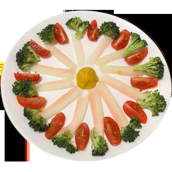 Watermelon = fruit + vegetable
