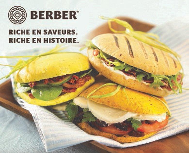 Pain Berber – Boulangerie Magrebia