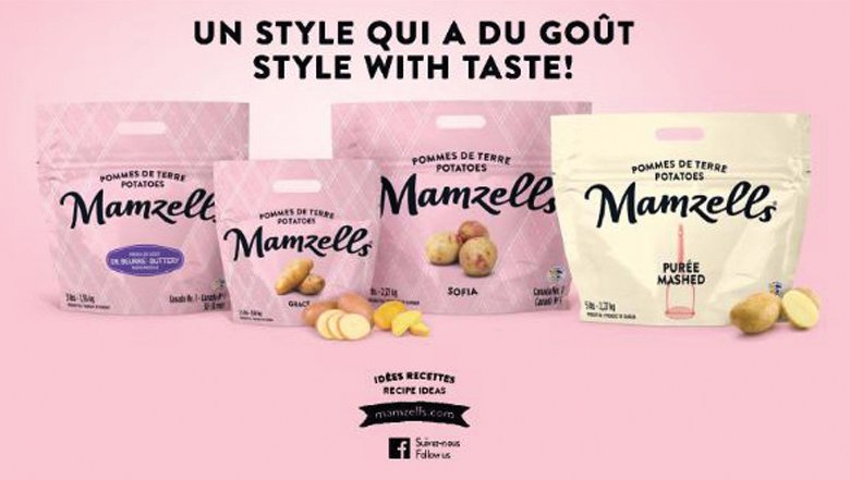 Pommes de terre Mamzells® – Québec Parmentier Inc.