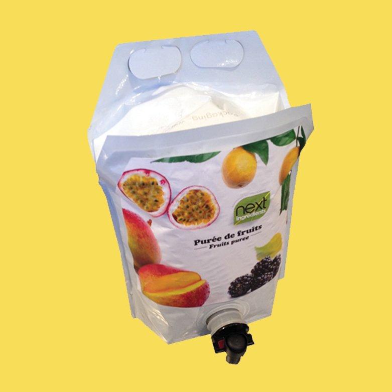 Purée de fruit biologique liquide – Next ingrédients