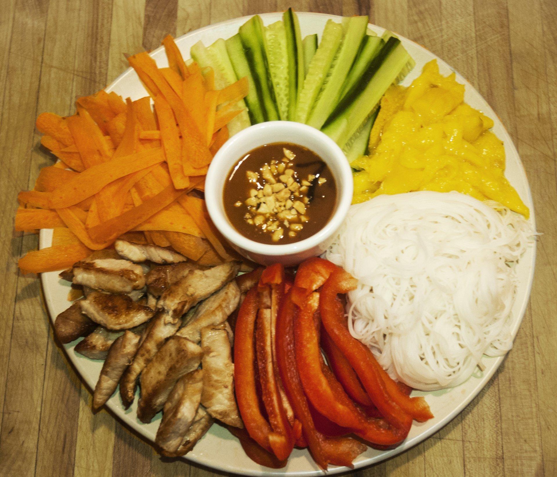 Colorer votre assiette!