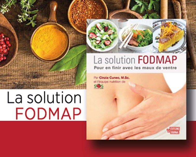 La diète FODMAP: Fini les maux de ventre – SOS Cuisine