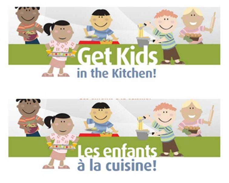 Kids recipe Challenge