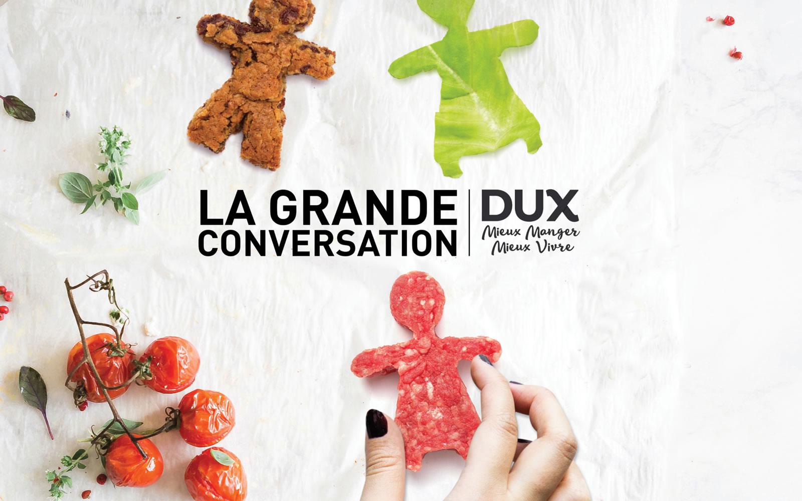 Programmation de La Grande Conversation