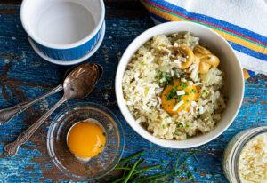 Chou-fleur en riz Arctic Garden